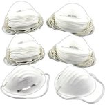 100 Dust Masks Face Respirator Antidust Chemichal Paint Particle Filter Tools