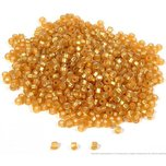 Gold Colored Matsuno Seed Beads Beading Stringing Jewelry Parts 1000Pcs