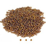 Dark Topaz Matsuno Seed Beads Beading Stringing Jewelry Brown 2000Pcs