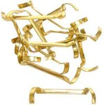12 14K Gold Filled Ladies Ring Guards Jewelers Size Jewelry Repair Tools