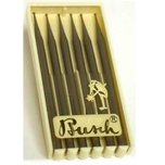 Busch Ball Burs 6Pcs (Sizes 005 to 029)