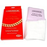 Connoisseurs® Gold Jewelry Polishing Cloth