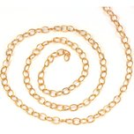 Bead Chain 14k Gold Filled 2.2mm 1ft