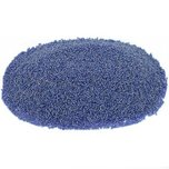 Blue Glass Seed Beads Beading Sz 11/0 Approx 1 Kilo