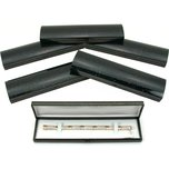 6 Black Gold Sparkle Bracelet Classy Gift Jewelry Boxes