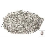 144 Sterling Silver Crimp Tube Beads Crimping 2mm x 2mm