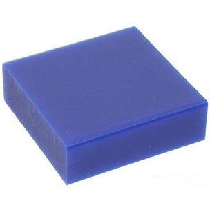 Ferris Carving File-A-Wax Square Blue 1/2lb