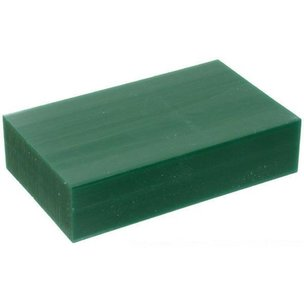 Ferris Carving File-A-Wax Square Green 1lb