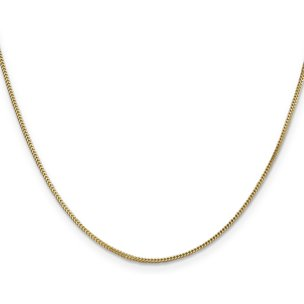 14K Gold Franco Chain