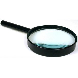 3.5x Round Magnifying Glass